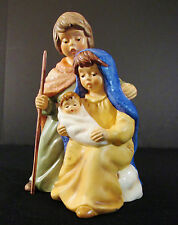 "GOEBEL Hummel  7"" tall  Nativity Christmas Figurine  Mary Joseph Jesus"