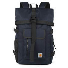 Carhartt wip Philis backpack Dark Navy Messenger Backpack Blue