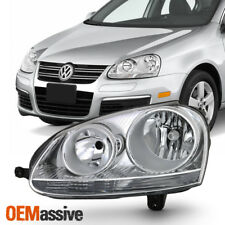 2006 2007 2008 2009 Volkswagen Jetta GTi Driver Left Side Halogen Headlight Lamp