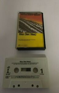 WAS (NOT WAS)  CASSETTE 1981 Ze Records Plays 100%