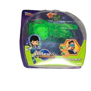 Miles from Tomorrowland Spectral Eyescreen Toy Tomy Disney Junior New