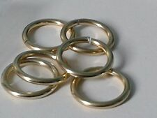 Large Jump rings 28mm pack of 25
