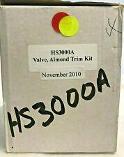 Hide A Hose HS3000W White Valve Trim Kit