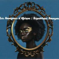 Les Amazones d'Afrique République Amazone LP VINYL Real World Records 2017 NEW