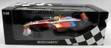 Voitures Formule 1 miniatures rouge pour Williams 1:18