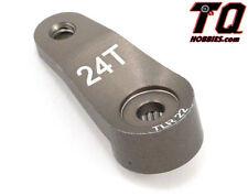 TLR Servo Horn, 24T, Aluminum: 22 TLR1556 Fast Ship wTrack#
