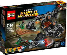 LEGO SUPER HEROES DC COMICS KNIGHTCRAWLER TUNNEL ATTACK 76086 - NUEVO SIN ABRIR