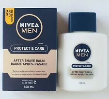 Nivea Men After Shave Balm Protect & Care With Aloe Vera + Vitamin B 100ml