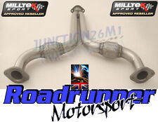 Milltek Y-Pipe Fits Nissan 350Z Stainless Replacement Exhaust Y Section Fits OE
