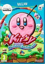 Wii U Sealed - Kirby and the Rainbow Paintbrush Game - UK