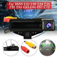 Kit Caméra de Recul CCD HD pour BMW E90 E91 E92 E93 E60 E61  E82 E88 E71 E7
