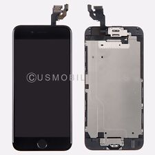 Touch Screen Digitizer LCD Screen Display + Frame + Camera Button for Iphone 6