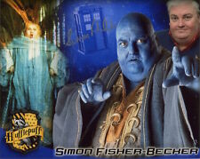Simon Fisher-Becker Photo Signed In Person - Doctor Who - C689