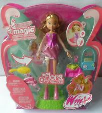 Winx Club Flutter Magic Flora