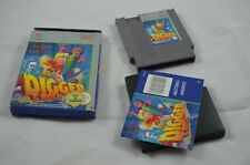 Digger T Rock NES Spiel CIB (sehr gut) #788
