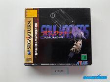 DEVIL SUMMONER Soul Hackers Sega Saturn JAPAN Ref:311378