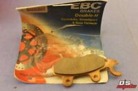 EBC Double-H HH Sintered Superbike Brake Pad PART# FA197HH