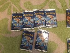 1999 Pokemon (Guaranteed) Shadowless Base Set Booster Pack