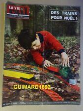 La Vie du Rail n°1171 8 décembre 1968 Des trains pour Noël
