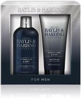 Baylis & Harding Men's Citrus Lime & Mint Grooming Duo Gift Set