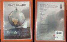Dream Theater Chaos in motion 2007 2008 2 x DVD Descatalogado