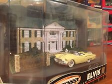 Matchbox Collectibles Elvis Presley The Graceland Collection Ford T Bird 1:64