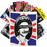 Postcards Pack [24 cards] Sex Pistols Punk Rock Music Vintage Posters CC1268