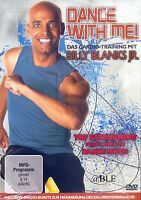DVD + Dance With Me + Fatburning + Dance Moves mit Billy Blanks Jr. + Fitness