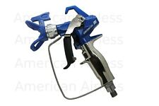 New Graco RAC X Contractor  PC Airless Paint Spray Gun 17Y042  Upgraded 288420