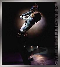 Michael Jackson - Live At Wembley July 16, 1988 (NEW DVD)