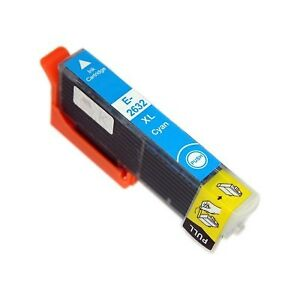 Compatible Non-OEM 26XL T2621/T2631/2/3/4 Ink Cartridges - Extra Fill
