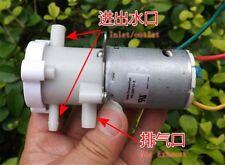 545 DC 48V Water Pump Gear Motor Pump Oil Pump Self-priming Pump 0.8L/min,DIY