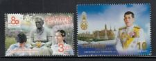 Thailand Foundation for the Blind & Coronation 2019 Mnh stamps