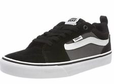 Vans Mens Filmore Suede 318 Trainers (Black/Grey) UK 7.5 [EU41]