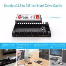 "ORICO 3.5"" SATA 3.0 Hard Drive Caddy 2.5 To 3.5 Inch Drive Bay Adapter For HD"