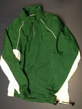 RAWLINGS ADULT XS NWT BASEBALL  WARMUP JACKET Geen & White