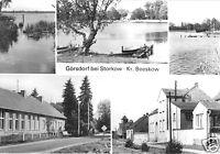 AK, Görsdorf bei Storkow Kr. Beeskow, fünf Abb., 1985