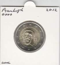 Frankrijk 2 euro 2012 UNC : Abbe Pierre