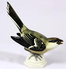AELTESTE VOLKSTEDT - Figur Porzellanfigur VOGEL Vogelfigur - um 1920