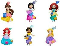 DISNEY PRINCESS LITTLE KINGDOM WITH SNAP-INS PIECE CHOICE OF 6 DIFFERENT DOLLS