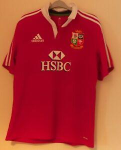 British & Irish Lions Home Australia 2013 Rugby Union Shirt Jersey Size XL