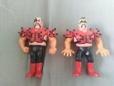 WWF/WWE HASBRO LEGION OF DOOM HAWK & ANIMAL
