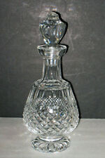 WATERFORD COLLEEN BRANDY Footed DECANTER - stunning- Ireland