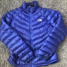 THE NORTH FACE 800 Pro Pertex Quantum down feather Blue/purple jacket women's M
