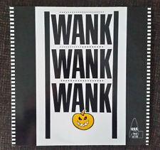 Wank Wank Wank ‎– Acidwank / James, You´Re... Label: U.S.S. Vinyl Maxi