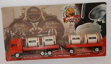 GRELL HO 1/87 CAMION REMORQUE TRUCK TRAILER MAN TGA BREWERY BREZNAK GERMAN BEER
