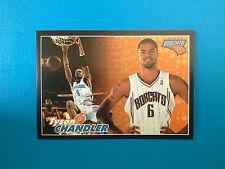 2009-10 Panini NBA Basketball n.131 Tyson Chandler Charlotte BOBCATS