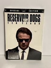 Reservoir Dogs, 10th Anniversary, Special Edition, 2 disc, New! Sealed (Tb)