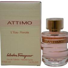 Attimo L'eau Florale by Salvatore Ferragamo perfume EDT 3.3 / 3.4 oz New in Box