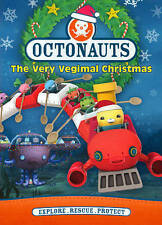 Octonauts: The Very Vegimal Christmas (DVD, 2014)
